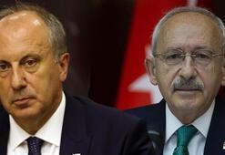 CHP kulislerinde Muharrem İnce iddiası Parti mi kuruyor