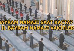 Bayram namazı saat kaçta kılınacak İstanbul, İzmir, Ankara, Bursa Kurban Bayram namazı saati 2020 | Bayram namazı kaçta