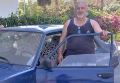 Kimse inanmıyordu 27 yaşındaki otomobili elektrikli araca dönüştürdü