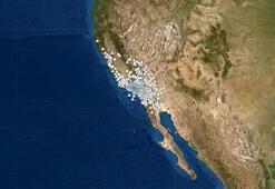 Son dakika... ABD Los Angelesta deprem