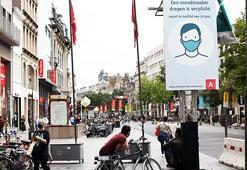 Anversde 2. Dünya Savaşı sonrası ilk kez gece sokağa çıkmak yasaklandı