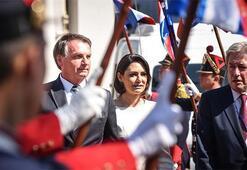 Brezilya Devlet Başkanı Jair Bolsonaronun eşi de corona virüse yakalandı