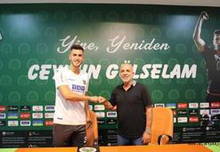 Son dakika   Alanyaspor, Ceyhun Gülselam ile sözleşme yeniledi