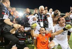 Son dakika | Fatih Karagümrük, Süper Lige yükseldi