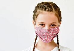 Gözlük kullanan çocuklara özel maske