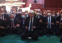 Yunan Ortodoks papaz Fotopulostan Ayasofya için Erdoğana övgü