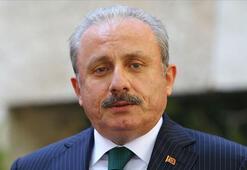 TBMM Başkanı Mustafa Şentoptan Ayasofya Camii açıklaması