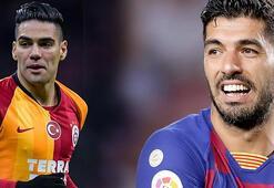 Transfer haberleri | Falcaonun yerine Luis Suarez