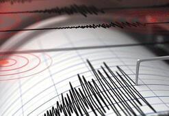 Son dakika... Malatyada korkutan deprem Depremin büyüklüğü...