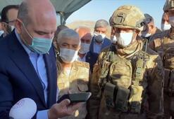 Cumhurbaşkanı Erdoğan, Cudi Dağındaki askerlerin bayramını kutladı
