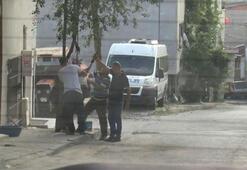 İstanbulda  sokaklarda kaçak kesimler
