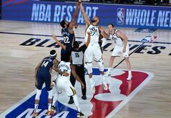 NBAde normal sezon yeniden başladı