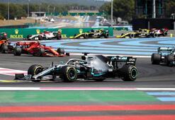 Formula 1de sıradaki durak Büyük Britanya