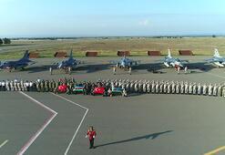 Türk F-16ları Azerbaycanda