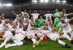 Trabzonspordan bir sezonda 110 gol