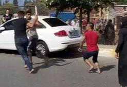 Kurban pazarında et paylaşımı sırasında çıkan bıçaklı kavgada 3 kişi yaralandı
