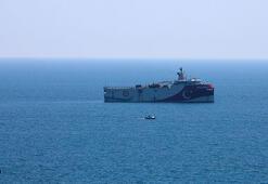 Oruç Reisin açık denizde bekleyişi sürüyor