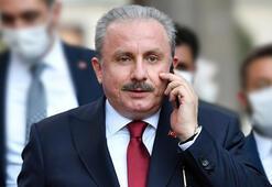 TBMM Başkanı Mustafa Şentop, farklı ülkelerin meclis başkanlarıyla görüştü