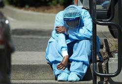ABD'de bilanço ağırlaşıyor Ölenlerin sayısı 155 bini geçti