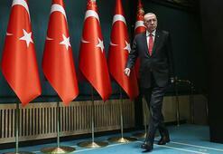 Erdoğan, liderlerle bayramlaştı