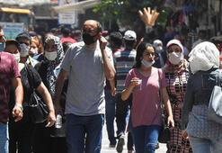 Gaziantepte 2 bin 938 kişiye mesafe ve maske cezası