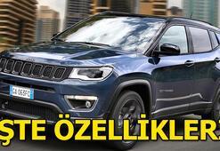 Türkiye yollarına çıkan Jeep Compassın özellikleri neler