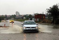 Meteorolojiden Edirne için kuvvetli sağanak uyarısı