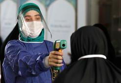 İranda can kaybı 17 bine ulaştı