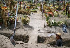 Meksika ölü sayısında üçüncü sıraya çıktı