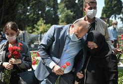 İstanbul Emniyet Müdürü Zafer Aktaş Polis Şehitliğini ziyaret etti