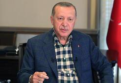 Cumhurbaşkanı Erdoğan Ak Parti teşkilatıyla bayramlaştı
