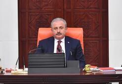 TBMM Başkanı Şentop, Tunuslu mevkidaşıyla görüştü