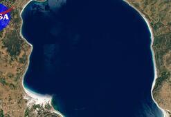 Son dakika haberler: NASA Salda Gölünü işaret etti duyan akın etti