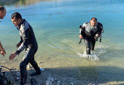 Malatyada 2 kişi, girdikleri gölde boğuldu