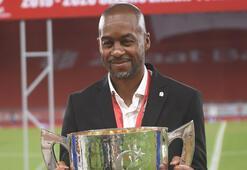Trabzonsporda Eddie Newton birinci adam olmayı bekliyor
