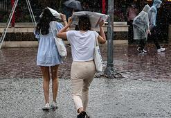 Son dakika... Meteorolojiden den kritik uyarı Bu bölgelerde yaşayanlar dikkat