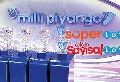 Süper Lotoda büyük ikramiye bugün 25 milyon TL Milli Piyango'dan heyecan yaratan yenilikler