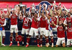 Arsenal FA Cupı kazandı, Mikel Arteta tarihe geçti