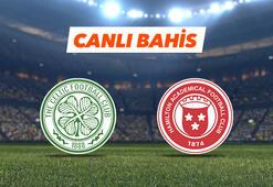 Celtic - Hamilton maçı Tek Maç ve Canlı Bahis seçenekleriyle Misli.com'da