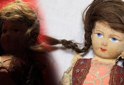 Yahudi kızın saçlarını taşıyan 79 yıllık esrarengiz bebeğin sırrı