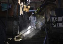 Dünya genelinde koronavirüs tespit edilen kişi sayısı 18 milyon 42 bini geçti