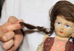 Yahudi kızın saçlarını taşıyan 79 yıllık esrarengiz bebek