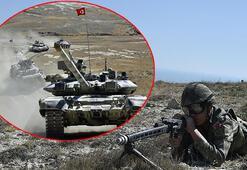 Son dakika... Sıcak görüntü Türkiye ve Azerbaycanın geniş kapsamlı ortak askeri tatbikatı sürüyor
