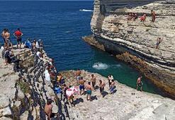 Kocaeli sahillerinde yoğunluk