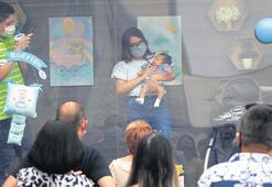 Kabinden 'bebek görme' ziyareti