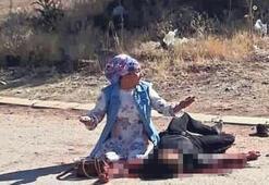 Son dakika Karısının kaçtığı adama önce ateş etti sonra 22 yerinden bıçakladı