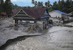 Endonezyada 22 binden fazla kişi selden etkilendi