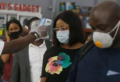 Nijeryada koronavirüs vaka sayısı 43 bin 841e yükseldi