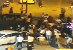 Son dakika İstanbulda sıcak dakikalar Silahlar patladı