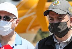 Son dakika... Bakan Pakdemirliden İzmirdeki yangınla ilgili flaş açıklama 1 kişi gözaltına alındı